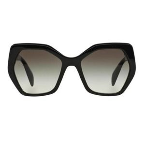 PRADA PR 16R Heritage Black Sunglasses 55mm